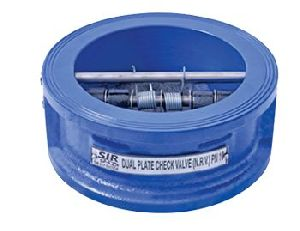 PN10-16 Dual Plate Check Valve