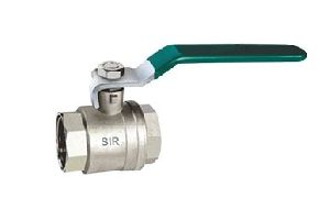 Screwed Ball Valve