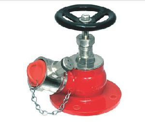Single Fire Hydrant Landing Valve
