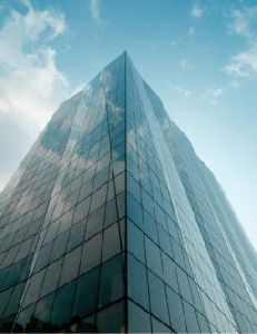 Glass Facade Work