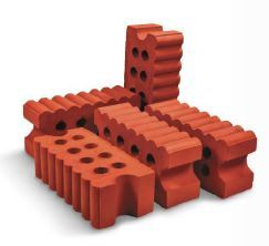 Bamboo Clay Bricks