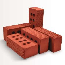 Embossed Diamond Clay Bricks