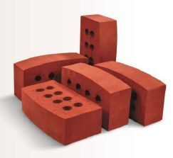 Outer Curved Clay Bricks