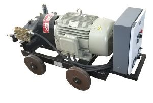 High Pressure Hydrotest Pump