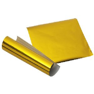 Metallic Paper Sheet