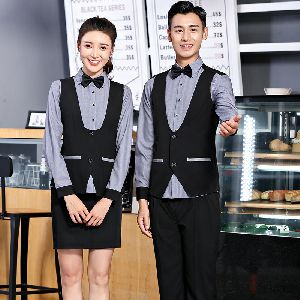 Front Desk Uniforms