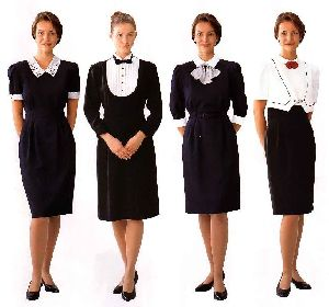 Housekeeping Staff Uniform