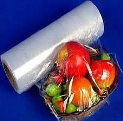 White PE Cling Film