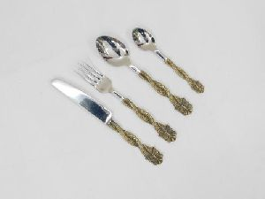 Antique Flatware Set