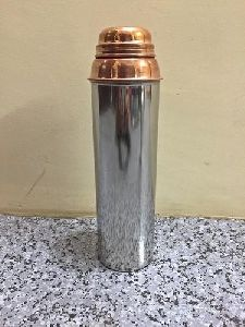 Copper Steel Bottle