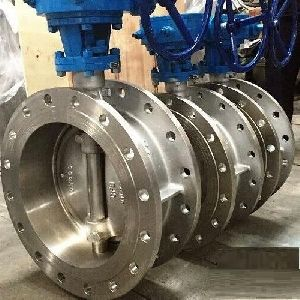 Manual Stainless Steel Butterfly Valve