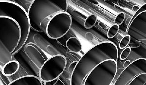 Black Stainless Steel Pipes