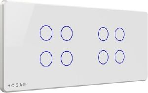 Eight Touch Switch Panel