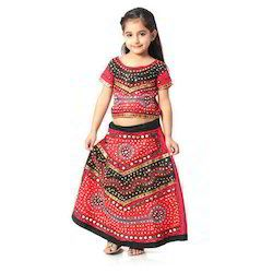 Garba Dress For Kids