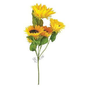 Artificial Sunflower Bush
