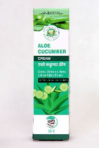 Aloe Cucumber Cream