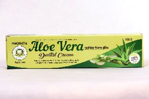 Aloe Vera Dental Cream