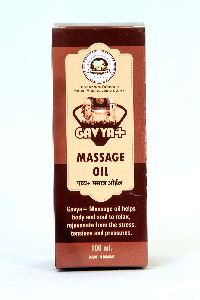 Gavya Plus Massage Oil