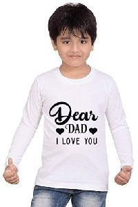 Sublimation Kids T Shirts