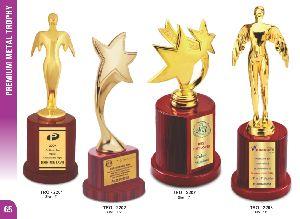Metal Award Trophy