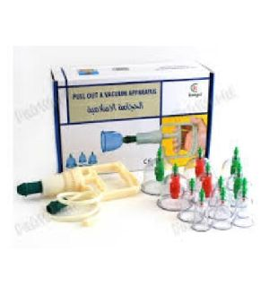 12 Kl Vacuum Cupping Set