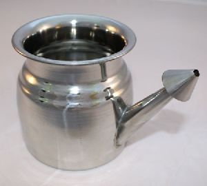2 Ltr Stainless Steel Neti Pot