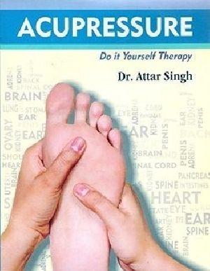 English Acupressure Therapy Book