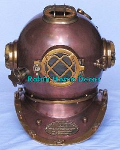 Antique Marine Diving Helmet
