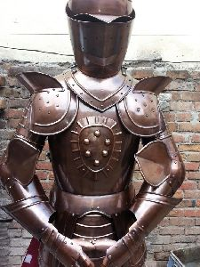 Combat Full Body Armour Suit