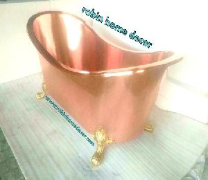 Luxury Handmade Copper Bathtub