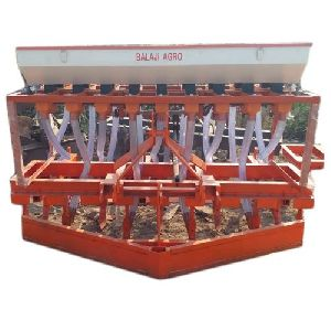 Mild Steel Seed Cum Fertilizer Drill