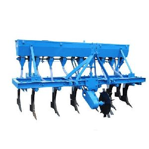 Tractor Mounted Seed Cum Fertilizer Drill