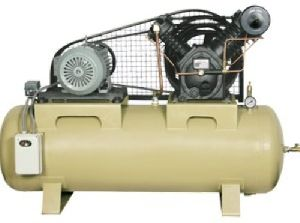 10 HP two stage air compressors