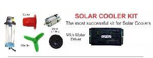 Solar Cooler Kit