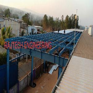 PEB Structure Sheds