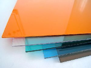 Multicolor Acrylic Plexiglas Sheets