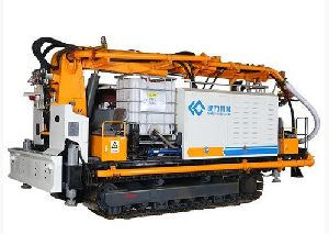 Crawler Wet Mix Shotcrete Machine