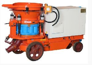 Dry Wet Mix Shotcrete Machine