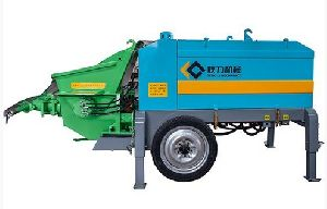 Hydraulic Wet Mix Shotcrete Machine