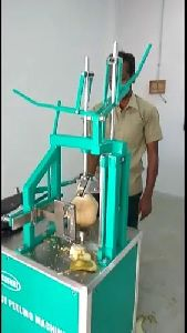 Green Coconut Peeling Machine