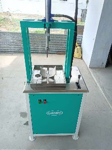 Hydraulic Coconut Cutting Machine
