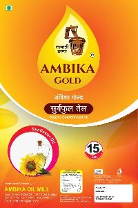 Ambika Gold Sunflower Oil