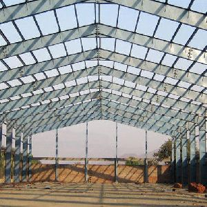 Mild Steel Structural Fabrication Service
