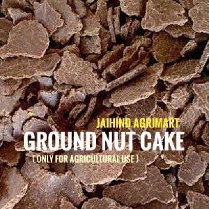 Organic Groundnut Oil Cake