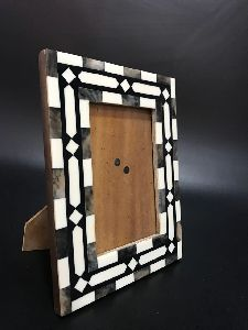 Wooden Resin Photo Frames