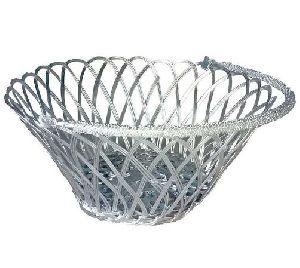 Aluminium Basket with Handle