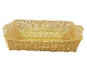 Aluminium Square Basket