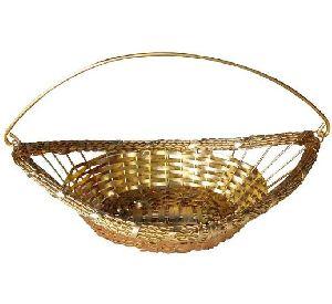 Boat Handle Basket
