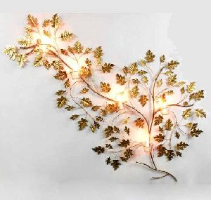 Wall Decor Hanging with LED