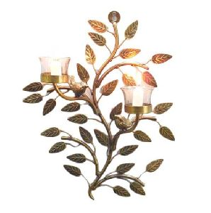 Wall Mounted Candle Holder Wall Decor